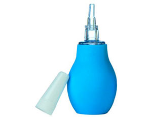 Как пользоваться спринцовкой для новорожденных для носа