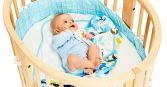 Выбираем малышу подходящую кровать-люльку