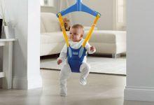 Польза и вред детских прыгунков