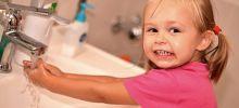 ребенок не хочет мыть руки