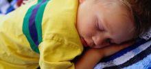 6 советов о том, как помочь ребенку уснуть