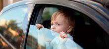 Как сделать поездку на такси с ребенком безопасной?