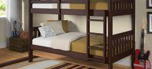 Как выбрать безопасную двухъярусную кровать для детей?