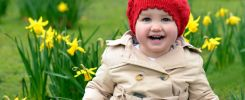 Чем занять ребенка во время весенней прогулки