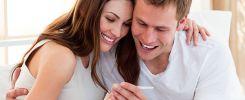 Как сообщить о беременности мужу и родственникам