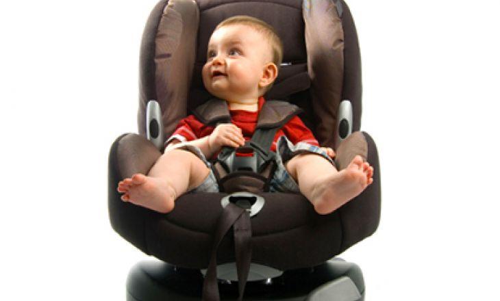 Как обезопасить ребенка в авто