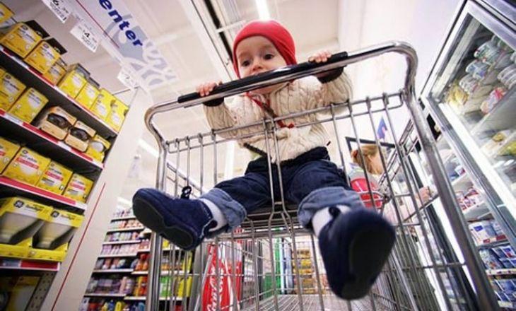 В магазин с ребенком - нет ничего проще
