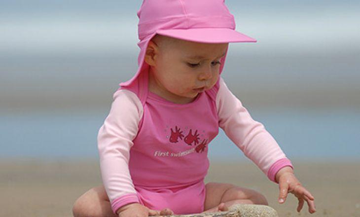 Что делать при солнечном ударе у ребенка?