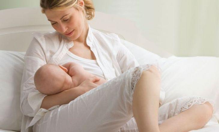 Неправильные привычки молодых мам