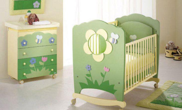 Все своими руками для детской кроватки новорожденного