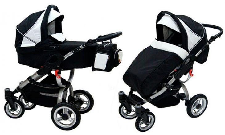 Как выбрать хорошую коляску для малыша?