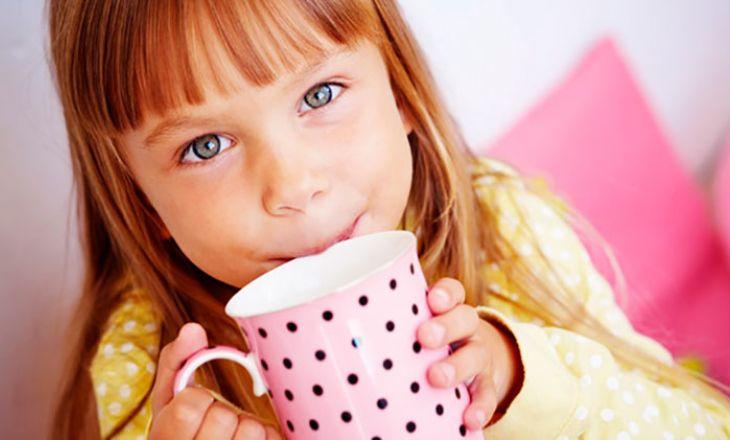 детский чай
