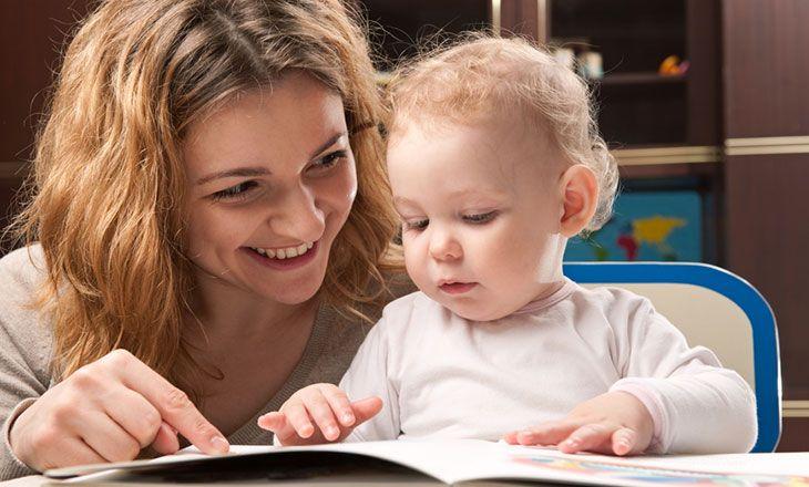 3 основных шага малыша на пути к чтению
