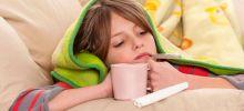 Чем поить ребенка при простуде?