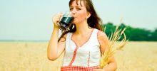 Можно ли беременным пить квас?