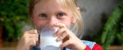 Пейте дети молоко: Как приучить ребенка к молочным продуктам