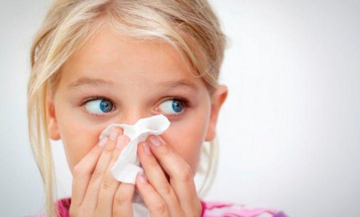 Бывает ли аллергия на тающий снег?