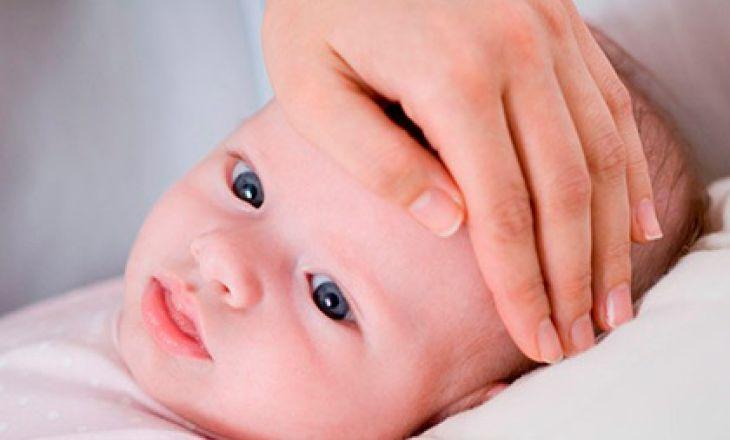 как померить температуру новорожденному