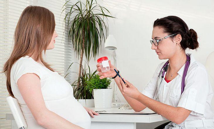 анализы при беременности