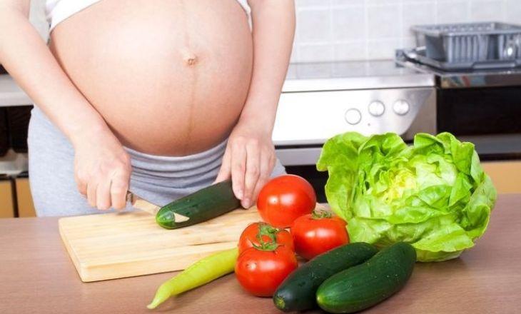 Как сохранить фигуру во время беременности