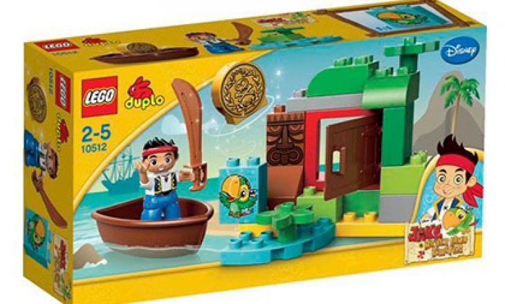 LEGO Duplo 10512 «Охота за сокровищами» - развивайте играючи!