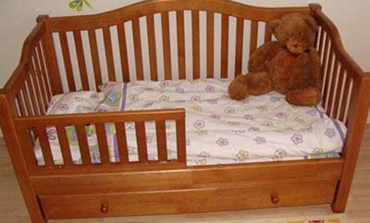кроватка для ребенка в 3 года