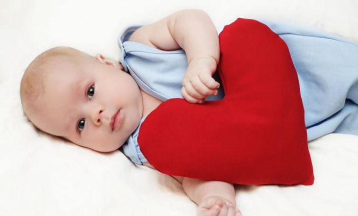 Открытое овальное окно в сердце у новорождённых