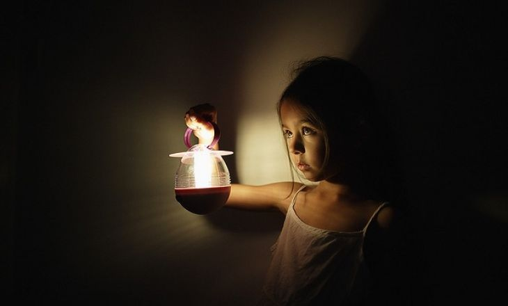 что делать если ребенок боится темноты