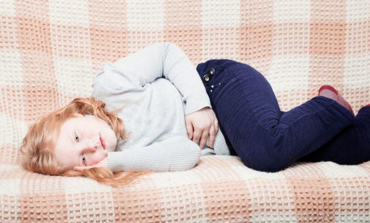 Острые кишечные инфекции у детей